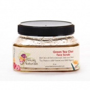 Alikay Naturals - Green Tea Chai Face Scrub 240ml