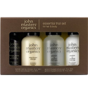 Essential Trial Set for Hair & Body 4 x 30ml by John Masters
