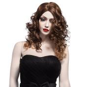 Nawomi Wigs 100%kanekalon Wig Female Long Nature Wavy Full Hair Wig 2111