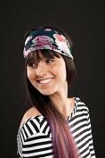 Violet Love Equinox Headband