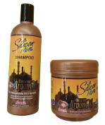 Silicon Mix Morocan Argan Oil Set