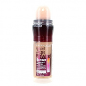 (6 Pack) MAYBELLINE Instant Age Rewind Eraser Treatment Makeup - Pure Beige