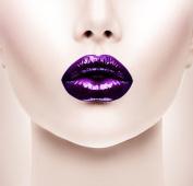 Purple Mettallic Liquid Lipstain - Love Potion