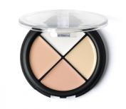Sedona Lace 4 Colour Camouflage Concealer Palette - Light