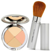 Christina Cosmetics Perfect Pigment 1 Compact and Retractable Brush Duo!