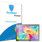 Pure Shield® [3-Pack] Premium Screen For Samsung Galaxy Tab S 10.5, HD Clear Screen Protectors [3-Pack] Lifetime Warranty