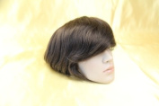 Mens Hairpieces Monofilament Men's Toupee 15cm Fine Remy Human Hair Hairpiece System