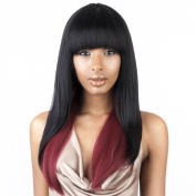 ISIS BROWN SUGAR Human Blended Full Wig - BS103
