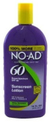 No-Ad Spf#60 Sunscreen Lotion 470ml