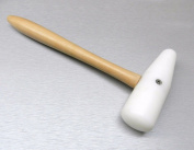 NYLON HAMMER 13cm PLASTIC MALLET DOME SHAPE FORMING DAPPING jewellery MAKING TOOL