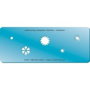 Cool Tools - Embossing Template - Daisies - Stamens
