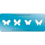 Cool Tools - Embossing Template - Butterflies 1