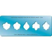 Cool Tools - Embossing Template - Fleur de Lis Classics Large - Trim