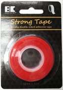 Best Creation Strong Tape Double-Sided, 12mm by 5.5mm