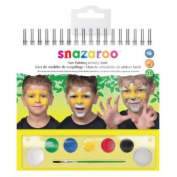 ColArt 1196019 FACE PAINT 54PG ACTIVITY BOOK
