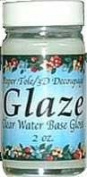 Clear Gloss Glaze 60ml- Water Clean Up