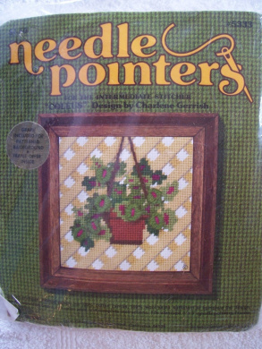 Coleus Embroidery Kit