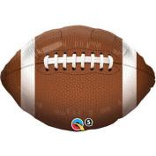 90cm Football Mylar Balloon - Huge 0.9m Mylar Balloon