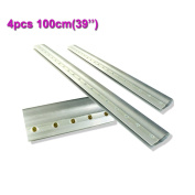 4pcs For Each Kinds Aluminium Alloy Handle Screen Printing Squeegee ... (100cm