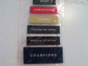 Sports 2 Woven Labels