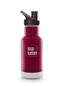 Klean Kanteen Classic Insulated Stainless Steel Water Bottle with 3.0 Sport Cap