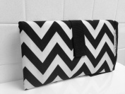 Baby Changing Pad Portable Large Beautiful Easy to carry and ideal for day outings and new parents. High quality and great for new moms on the go. Black chevron style. Easy to clean Wipe clean Best offers baby product!