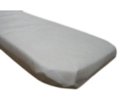 Babywise Clipped Corner Crib Mattress - 74x31cm