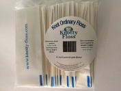 Knotty Floss 50 individual wrapped Knotty Floss
