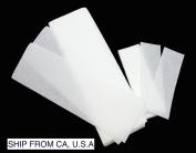 Fantasea Non-woven Facial and Body Wax Strips 100 Strips, 50 small 50 large
