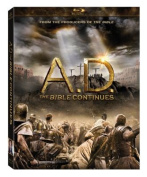 A.D. The Bible Continues [Regions 1,4] [Blu-ray]