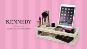 Kennedy Beauty Station - Daily Makeup Organiser