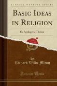 Basic Ideas in Religion