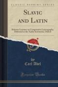 Slavic and Latin