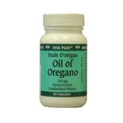 Vita plus Oil Of Oregano, 60 CAPS