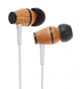 Symphonized XTC Premium Genuine Wood In-ear Noise-isolating Headphones with Microphone