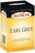 Red Rose Earl Grey Tea