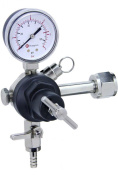 Kegco 761 - Commercial Grade Single Gauge Beer Regulator