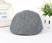 5 Colours Summer Front Snap Breathable Flat Golf Ivy Driving Cap Hat 59cm
