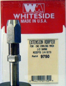 Whiteside Router Bits 9750 Extension Adapter for CNC Carving Machines