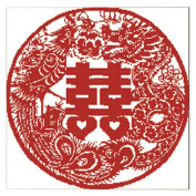 [Chinese Paper-cut]DIY Cross-Stitch 14CT Embroidery Kits Room Decor