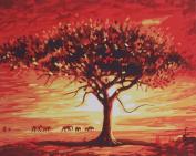 Greek Art Paintwork Paint Colour By Numbers,Rainforest,41cm -by-50cm