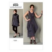 Vogue Patterns V1410 Misses' Dress Sewing Template, Size A5