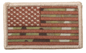 Multicam Tactical USA Flag Patch Loop Backing