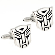 Transformer Autobot Cufflinks with Box