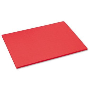 Pacon 103094 Tru-Ray Construction Paper, 34kg., 18 x 24, Red, 50 Sheets/Pack