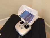 for for for for for for for for for for Samsung Galaxy Tab 4 (18cm ) Sunshade Hood Visor for DJI Inspire 1 & Phantom 3 RC