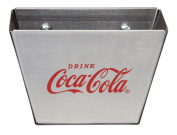Tablecraft CC361 Coca-Cola Stainless Steel Cap Catcher, Red/Silver