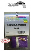 PLAYERS CLARINET SWAB RBCL