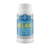 BioTree Labs Relax 180 -Magnesium + Electrolytes for Muscle Cramps, Muscle Spasms, Relief of Stress