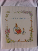 Beatrix Potter CR Gibson Baby Photo Album Scrapbook